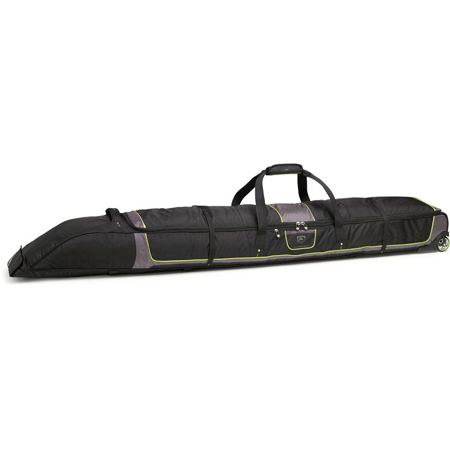 High Sierra Pro Series Wheeled Double Adjustable Ski Bag