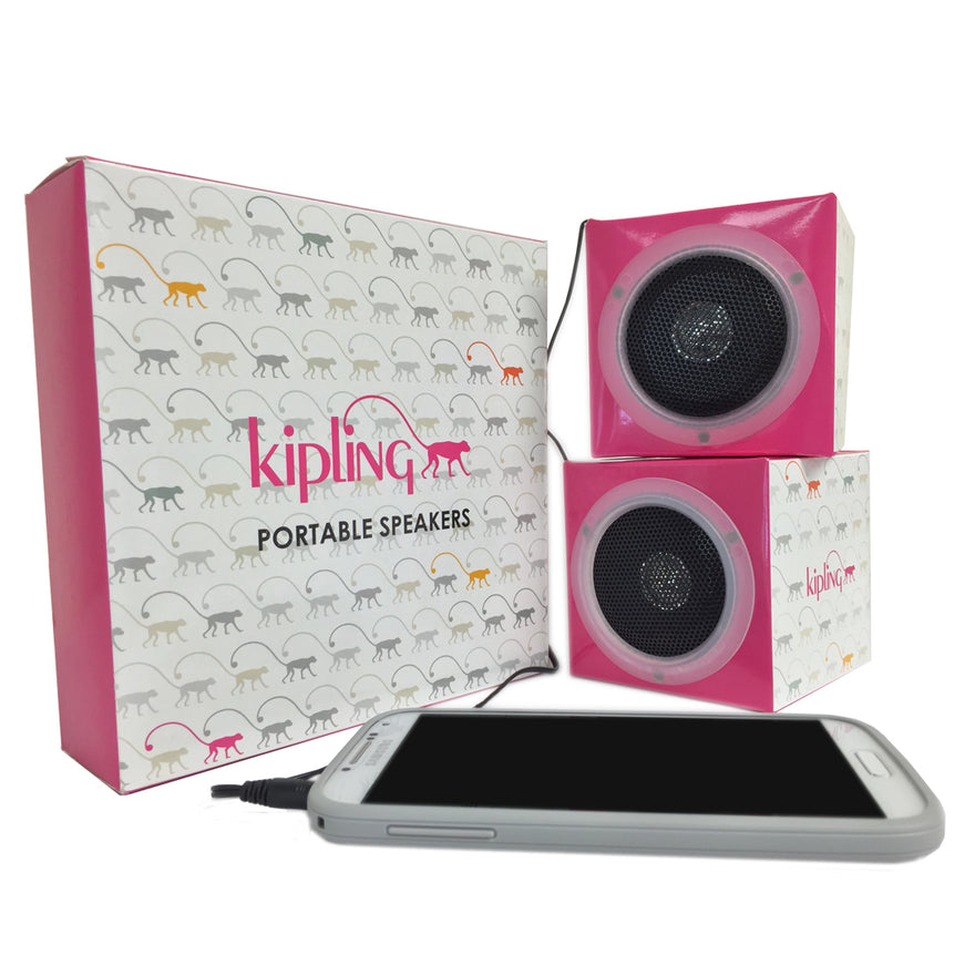 Kipling Portable Speakers