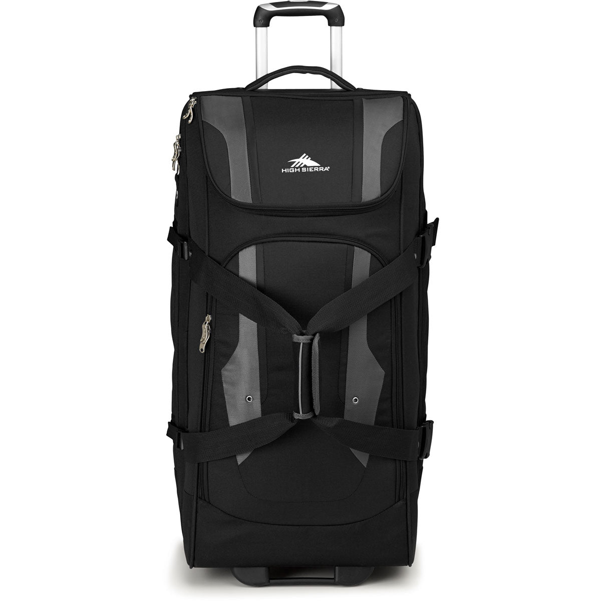 High Sierra Adventour 32in Wheeled Drop Bottom Duffel