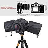 Professional DSLR Camera Water Proof Rain Cover Protector Raincoat for Cannon Nikon Sony