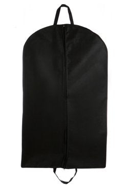 "Tuva Breathable Fur Coat/Suit/Dress Garment Bag 45"", Black, With Handles Tuva Inc."