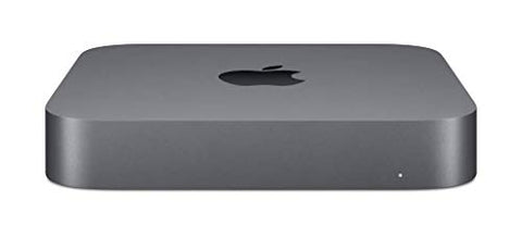 Apple Mac mini (3.0GHz 6-core Intel Core i5 processor, 256GB) - Space Gray (Latest Model)