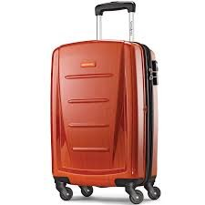 "Samsonite® Winfield Fashion 20"" Hardside Carry-On Spinner Upright 13x10x20""H - Bags - Color Check"