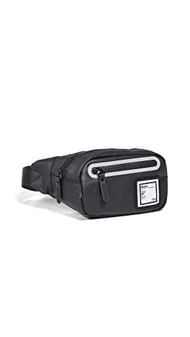 Fila Women's Riley Fanny Pack, Black, One Size