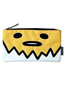 Loungefly Character Pencil Case Cosmetic Bag (Gudetama Egg)