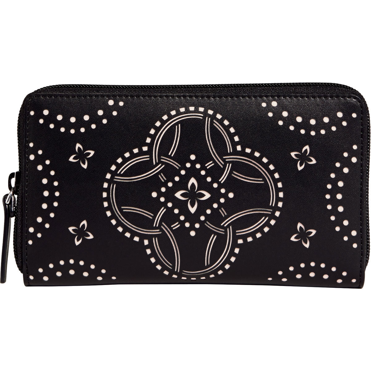 Vera Bradley Laser-Cut Accordian Wallet