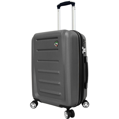 Mia Toro Moderno Hardside Spinner Carry On