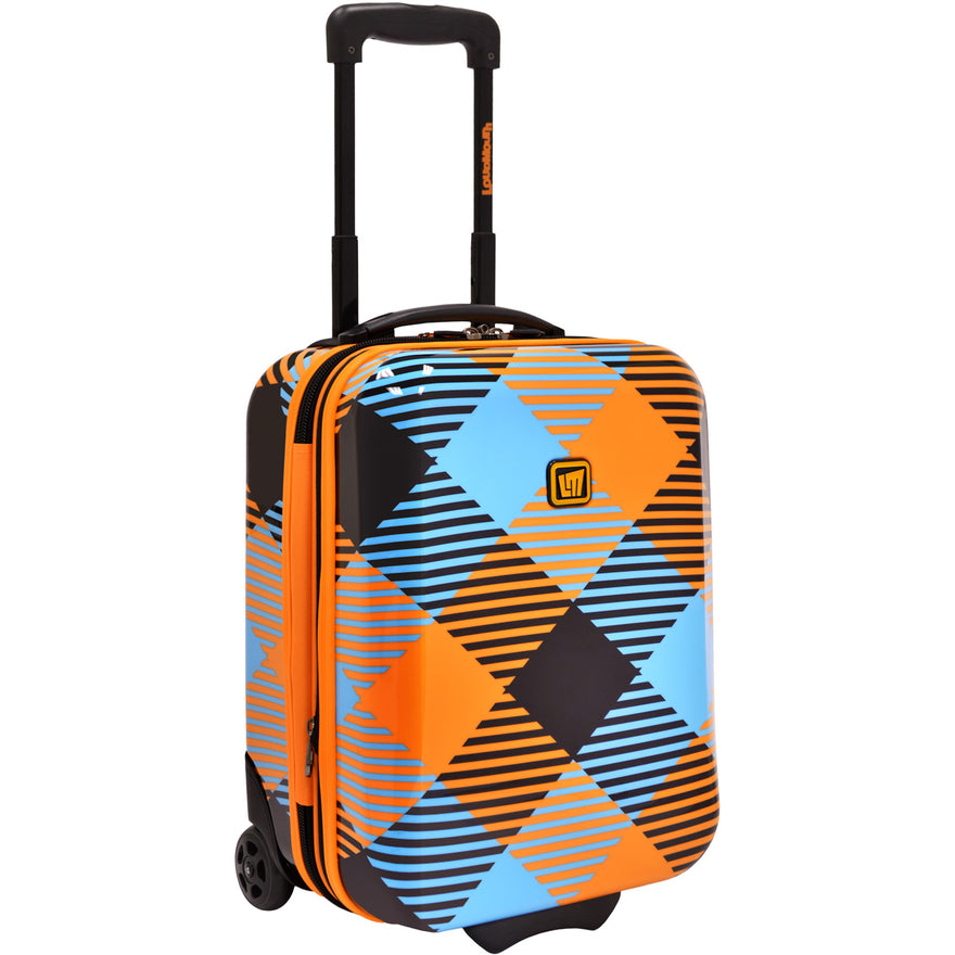 Loudmouth Microwave 18in Hardside Expandable Rolling Luggage