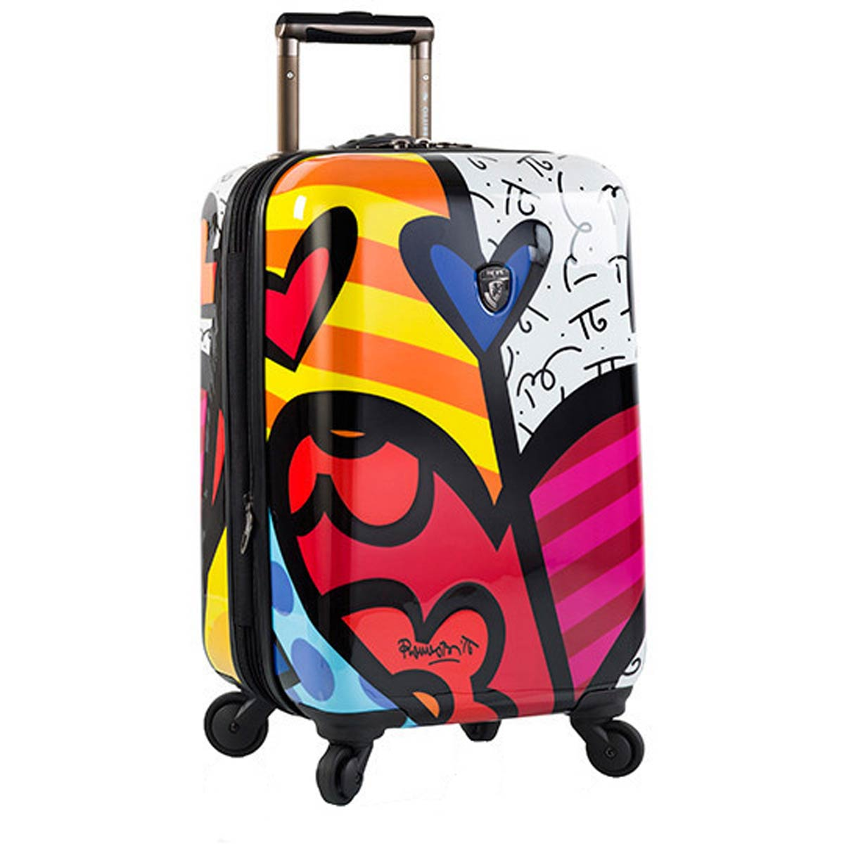 Britto A New Day 21in Expandable Spinner