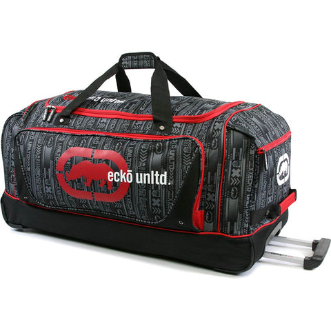 Ecko Unltd 32in Steam Collection Rolling Duffel