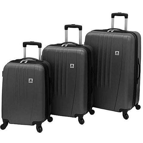 Leisure Luggage Madison 360 3 Piece Hardside Luggage Set