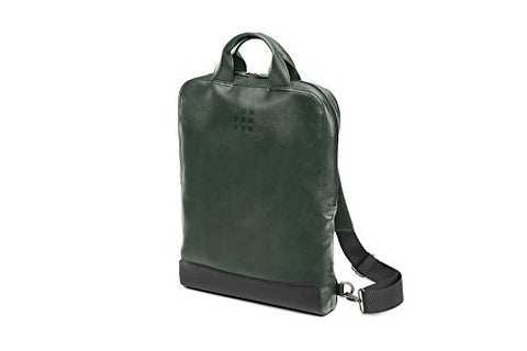Moleskine Classic Device Bag, Vertical 15.4 Inch, Myrtle Green