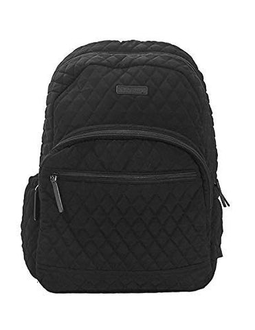 Vera Bradley Large Classic Black Essential Backpack