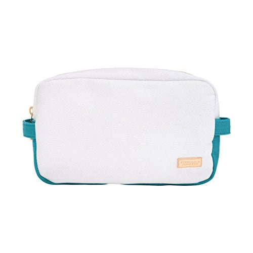 Stephanie Johnson Key West Carrie Toiletry Bag, Blue