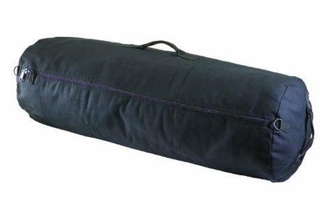 "Texsport 25"" Duffel Bag, Black"