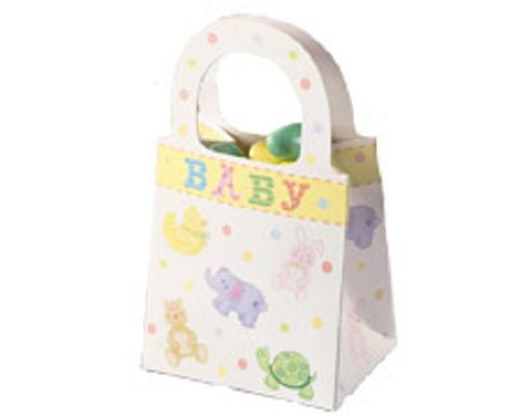 Wilton Baby Favor Tote Bags