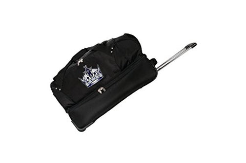 Nhl Los Angeles Kings Rolling Drop-Bottom Duffel