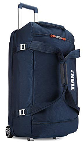 Thule Crossover 56 Liter Rolling Duffel Pack-Blue
