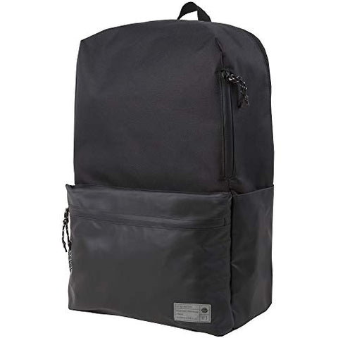 HEX Aspect 25L Sneaker Backpack, Black (BLK/MTLCBK), One Size