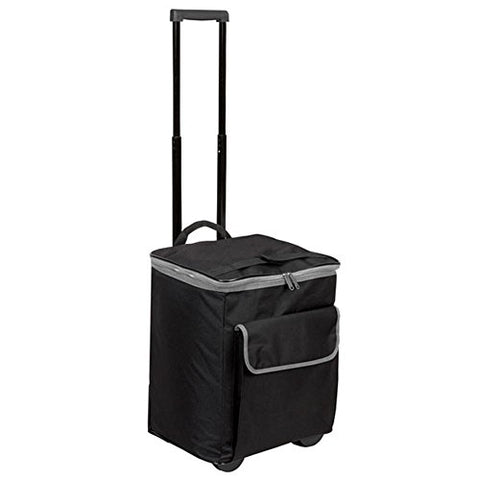 Bellino Rolling Show Case, Black