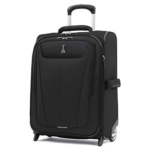 Travelpro Luggage Expandable International Carry-On, Black
