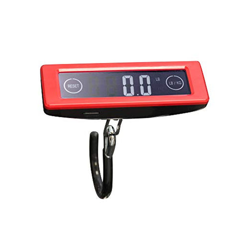 Mia Toro Itouch Scale, Red