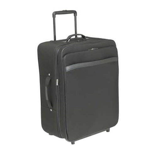 Hartmann 272-3570 Career 27 Inch Expandable Mobile Traveler, Black