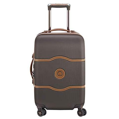 DELSEY PARIS CHATELET AIR Hand Luggage, 55 cm, 39 liters, Brown (Chocolat)