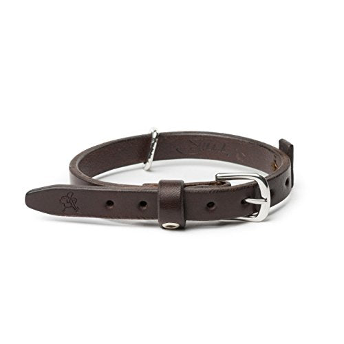 Saddleback Leather Dog Collar - 100% Full Grain Leather With 100 Year Warranty