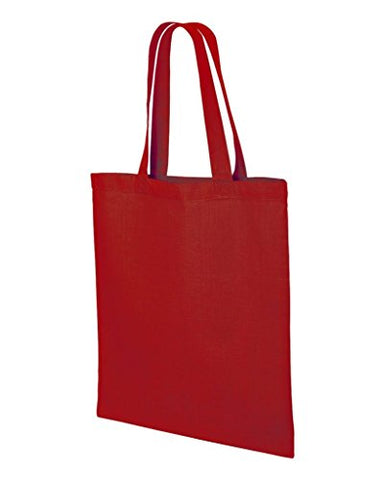 "Valubag - Economical 15"" X 16"" Reusable 100% Cotton Tote Bag"