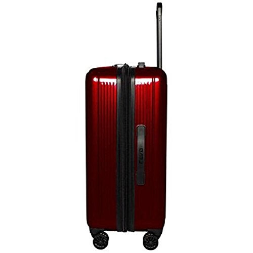 6c2f3dcac Shop Revo Luna Hardside 3 Piece Luggage Set Spinner Red Made In The ...