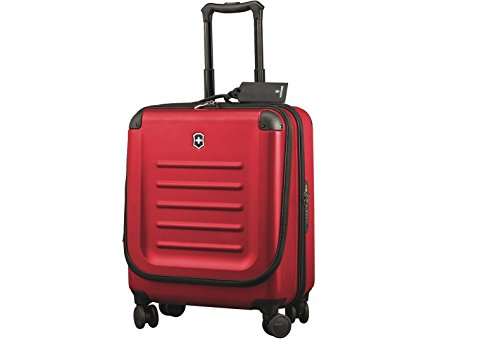 Victorinox Luggage Spectra 2.0 Dual-Access Extra Capacity Carry-On, Red, One Size