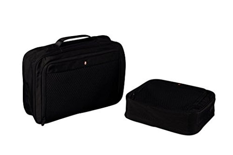 Victorinox Set Of Two Packing Cubes, Black, One Size