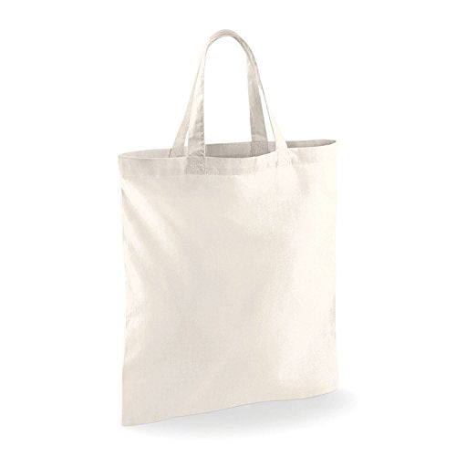 Westford Mill Bag For Life Short Handles - Natural