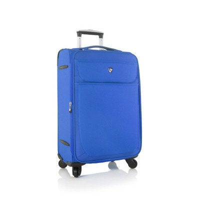 "Argus 26"" Spinner Suitcase Color: Blue"