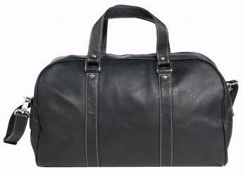 David King & Co. Deluxe A Frame Duffel, Black, One Size