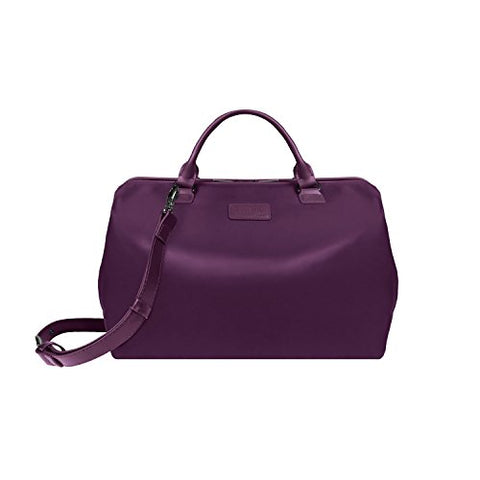 Lipault Lady Plume Medium Bowling Bag (Purple)