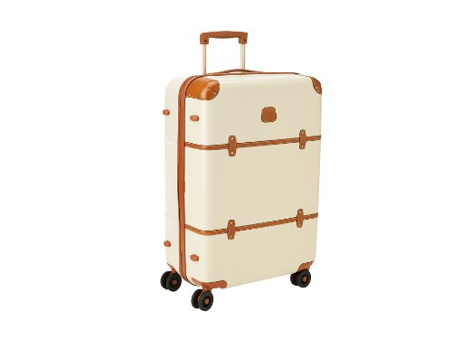"Bric's U.S.A. Bellagio 27"" Spinner (Cream)"