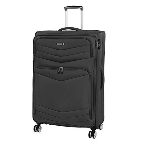 "It Luggage Intrepid 31.7"" 8 Wheel Spinner, Dark Gull Grey"
