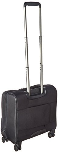 24d3f920b9ca Delsey Luggage Cruise Lite Softside Spinner Trolley Tote, Black