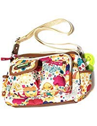 Lily Bloom Libby Hobo Shoulder Handbag - Spring Showers