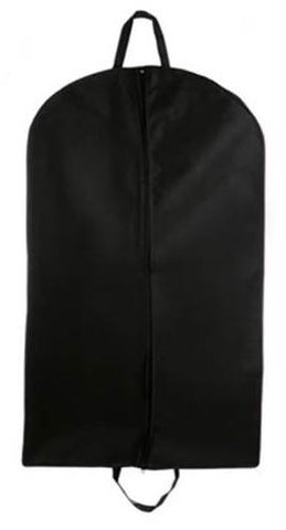 "Garment Bags for Storage, Breathable Garment Bag, 45"" w/Handles, Black, Tuva"