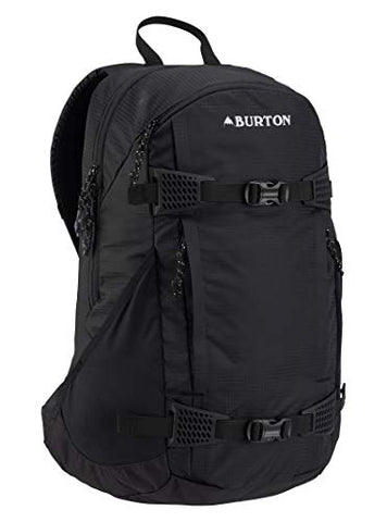 Burton Day Hiker 25L Backpack, True Black Ripstop W20