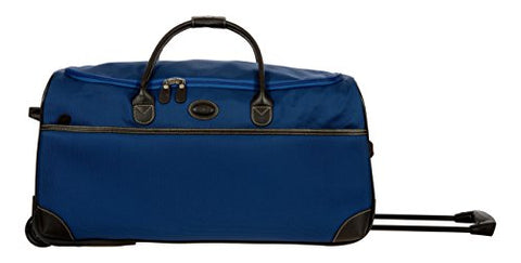 "Bric's Pronto 28"" Rolling Duffle, Midnight"