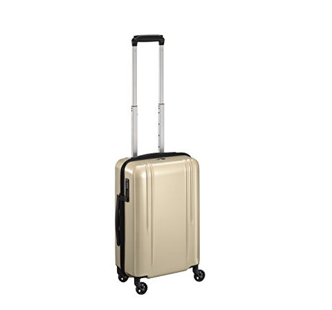 "Zero Halliburton ZRL 20"" International Lightweight Carry-on Luggage ZTL20 (GOLD)"