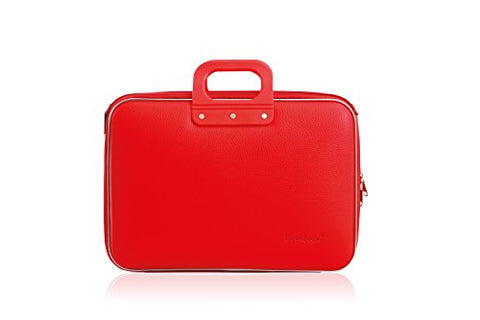 Bombata Business Classic Briefcase, 43 cm, 20 Liters, Red