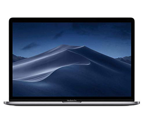 "Apple MacBook Pro (15"" Retina, Touch Bar, 2.6GHz 6-Core Intel Core i7, 16GB RAM, 512GB SSD) - Space"