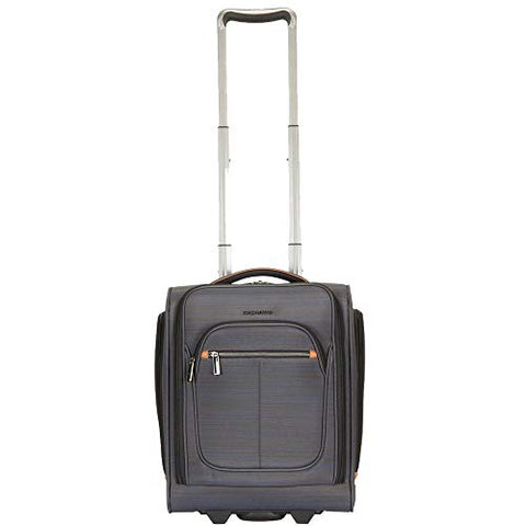 Ricardo Montecito Wheeled Underseat Carry-On Grey