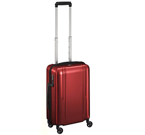 "Zero Halliburton ZRL 20"" International Lightweight Carry-On Luggage (RED)"