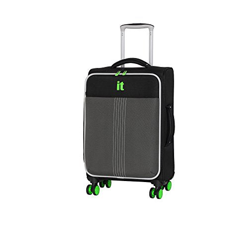 "it luggage 21.5"" Filament 8-Wheel Carry-on, Dark Force"